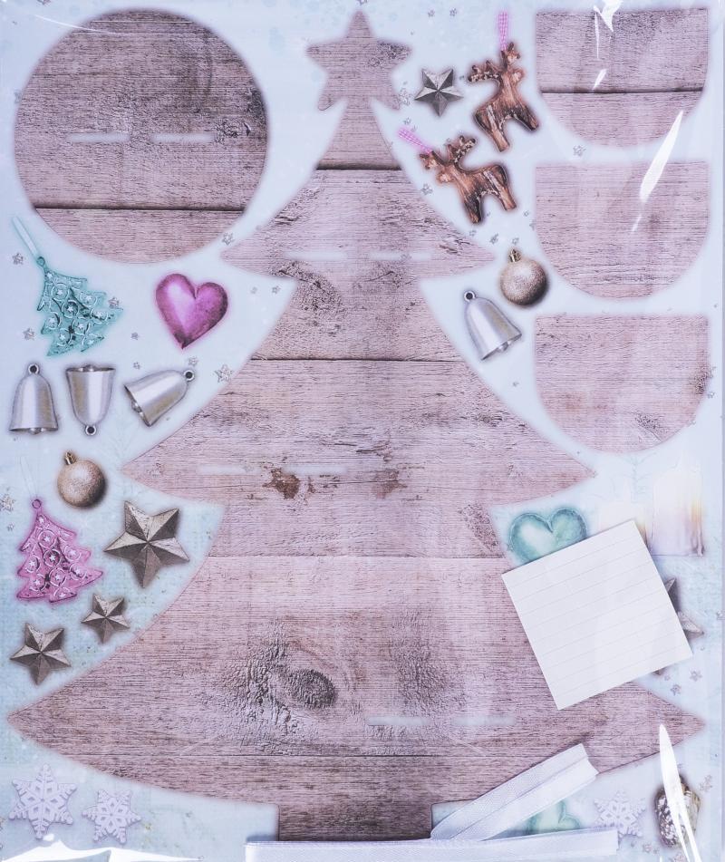 Набор для детского творчества «Вошебная ёлочка»