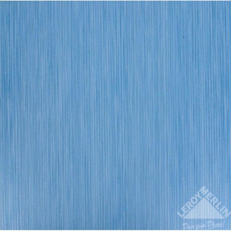 Плитка напольная Азалия голубой, 32,7x32,7 см, 1,39 м2