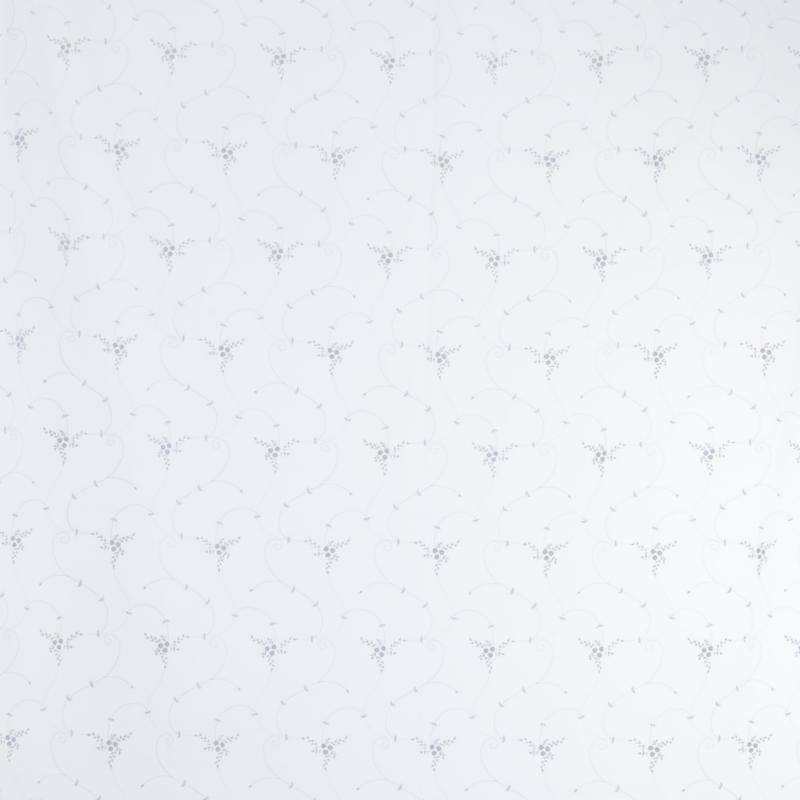 Тюль с вышивкой на сетке «Букетики» 1 п/м 290 см цвет белый