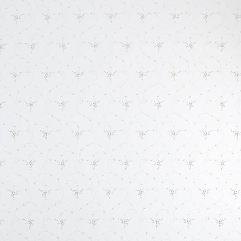 Тюль с вышивкой на сетке «Букетики» 1 п/м 290 см цвет кремовый
