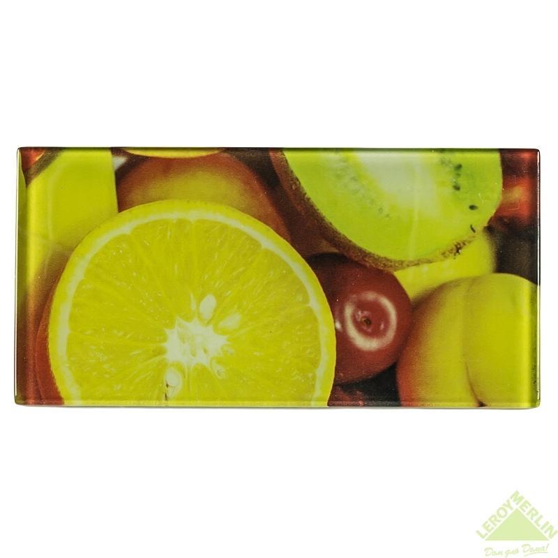 Декор Mix 2 (яблоко), 9,8х19,7 см