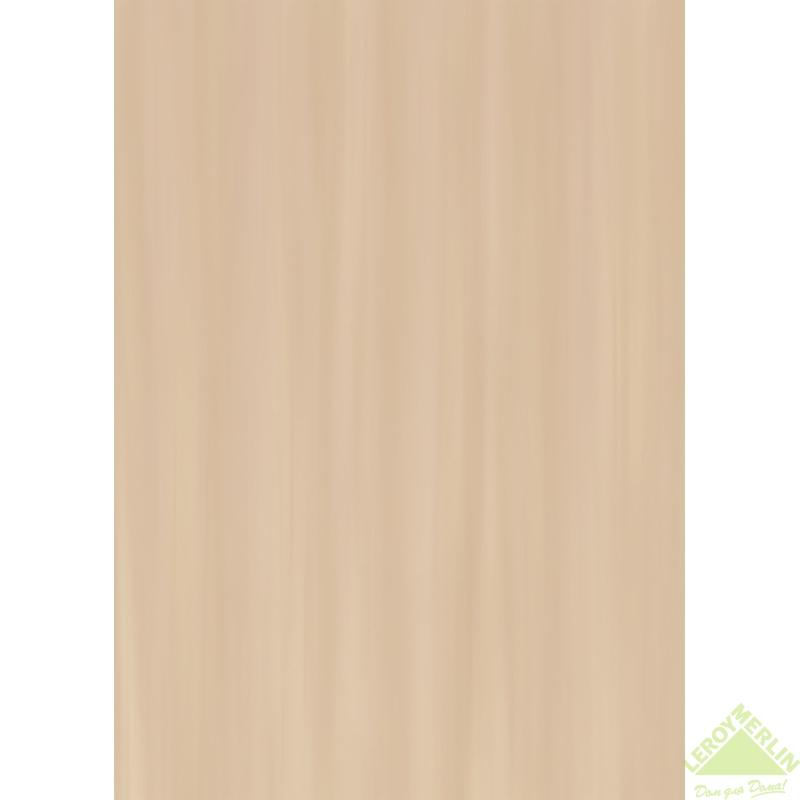 Плитка настенная Aurora, цвет бежевый, 25x35 см, 1,4 м2