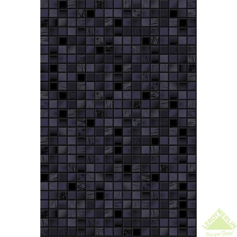 Плитка настенная Домино, цвет синий, 20х30 см, 0,96 м3