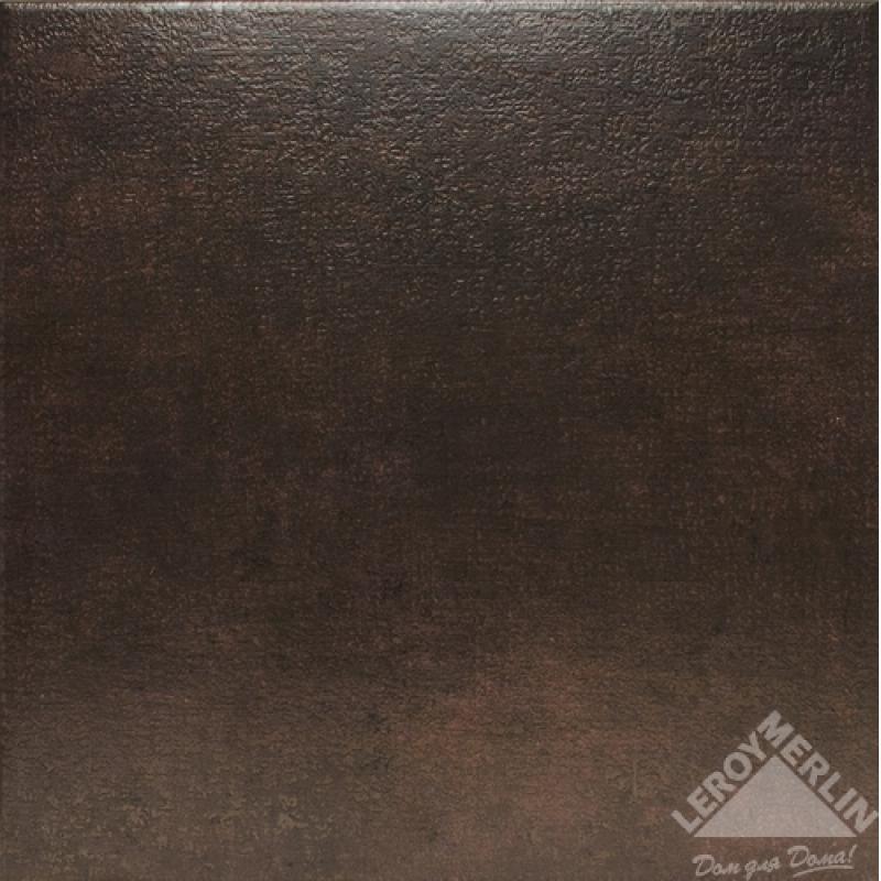 Плитка напольная Medici marron, 31,6x31,6 см, 1,6 м2