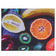 Картина без рамы 40х50 см «Citrus fruit»