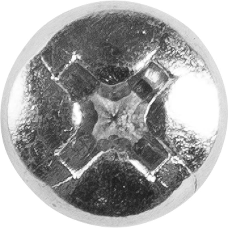 Винт с полукруглой головкой DIN 7985 M4х25 мм, на вес