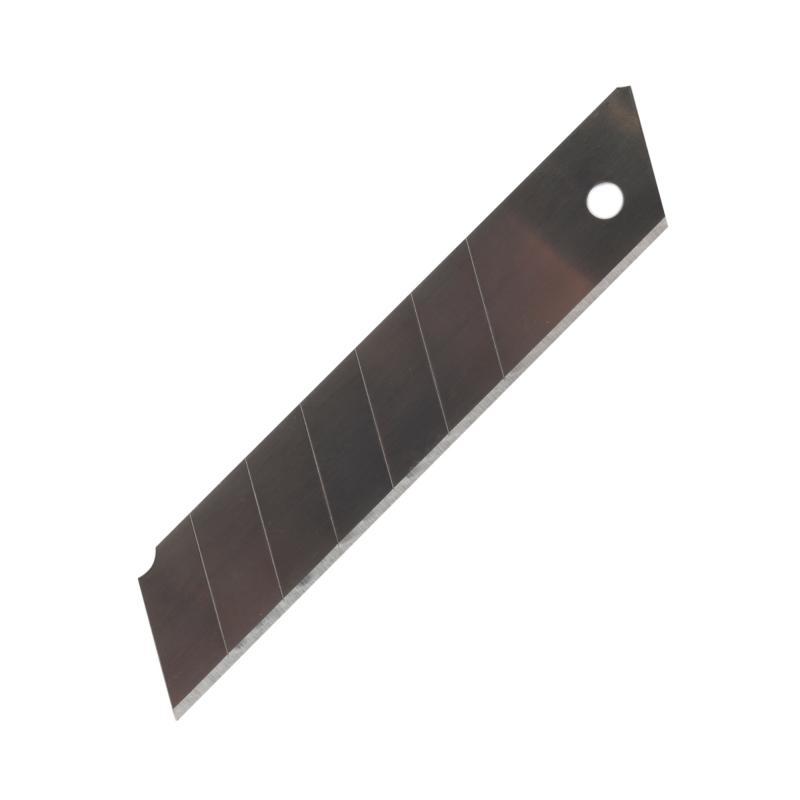 Лезвия для ножа Archimedes 25 мм, 10 шт.