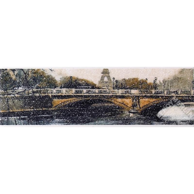Бордюр Париж левый 20x6 см