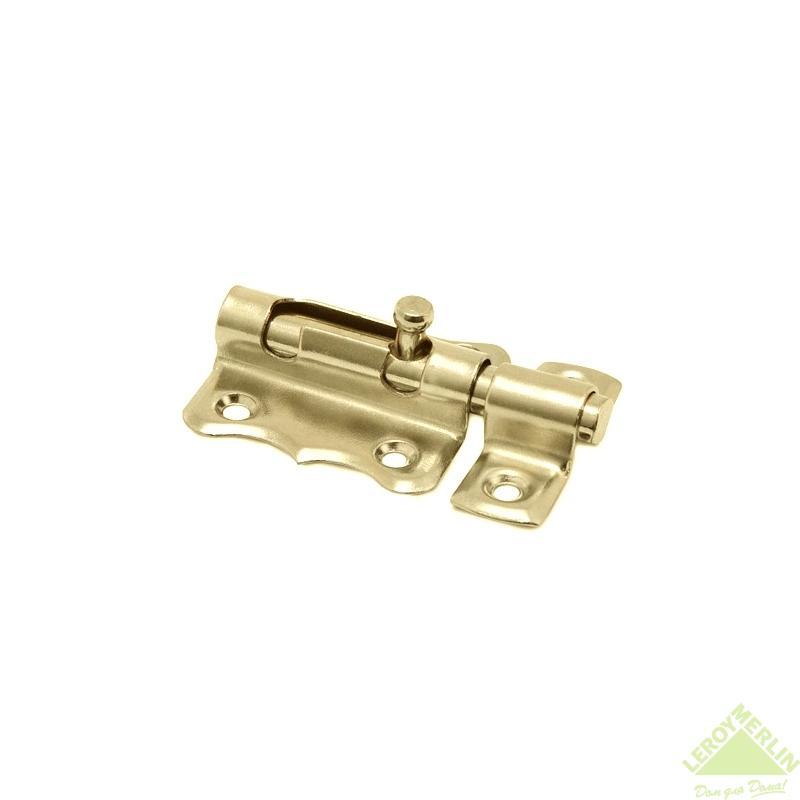 Шпингалет Palladium 07-35 BR, золото