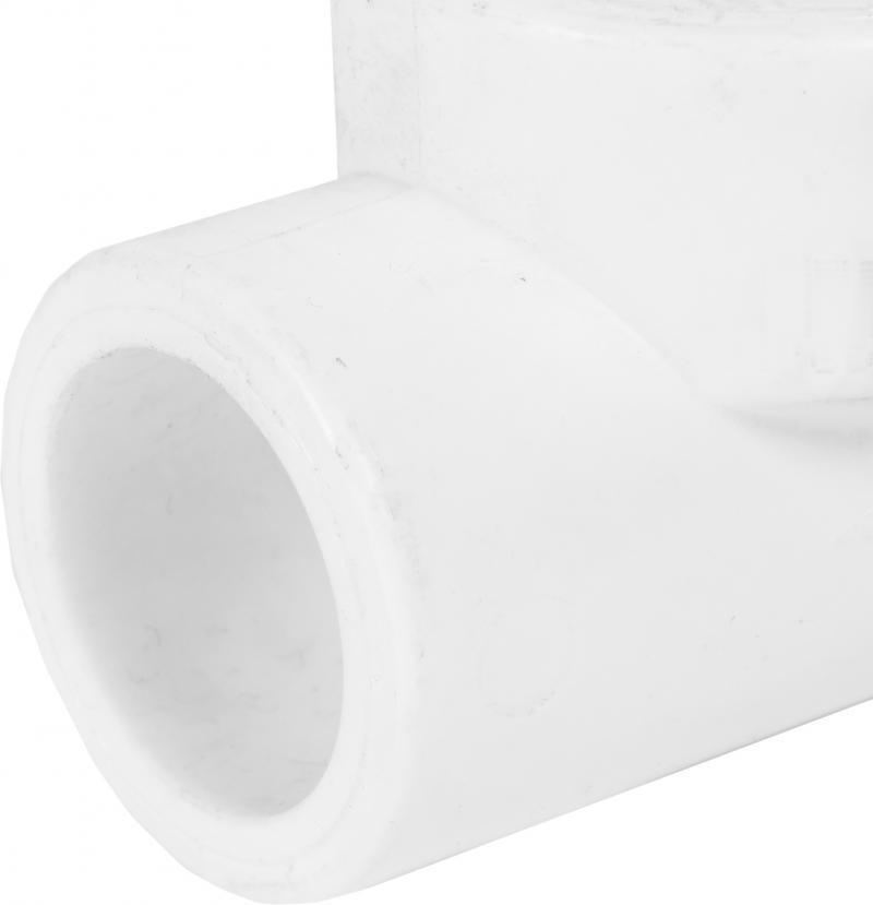 Вентиль Ø25 мм, полипропилен