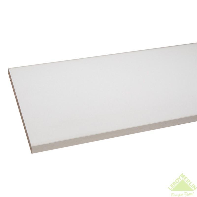 Панель боковая 2750х100 мм цвет белый