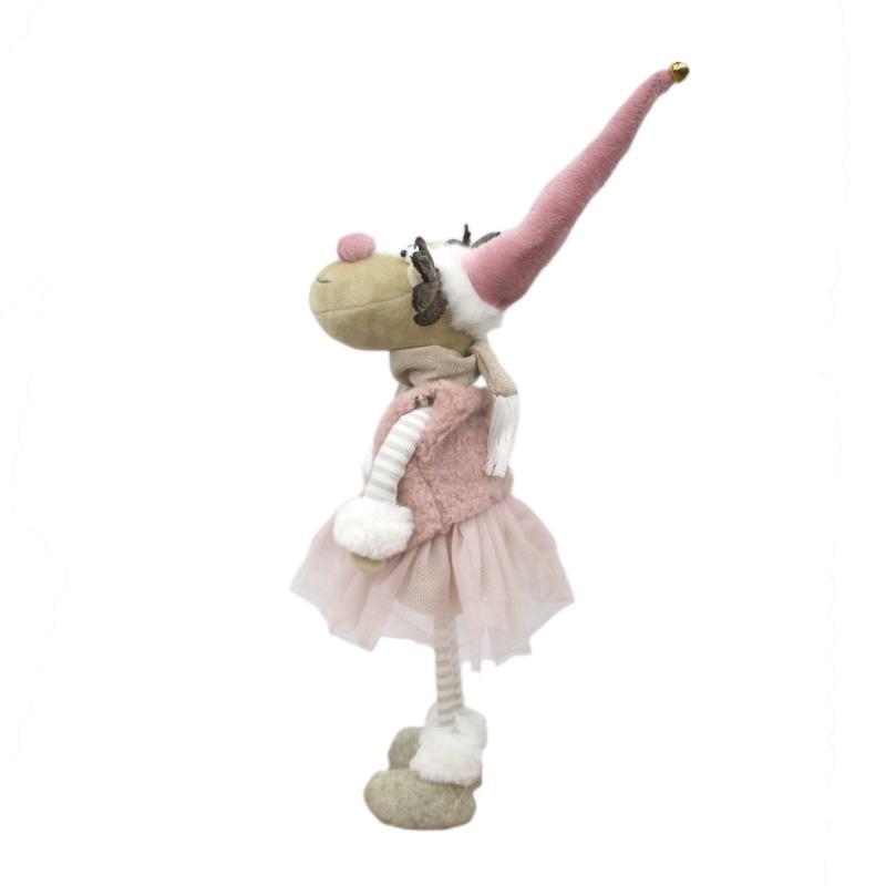 Фигурка «Олень-девочка» 38 см