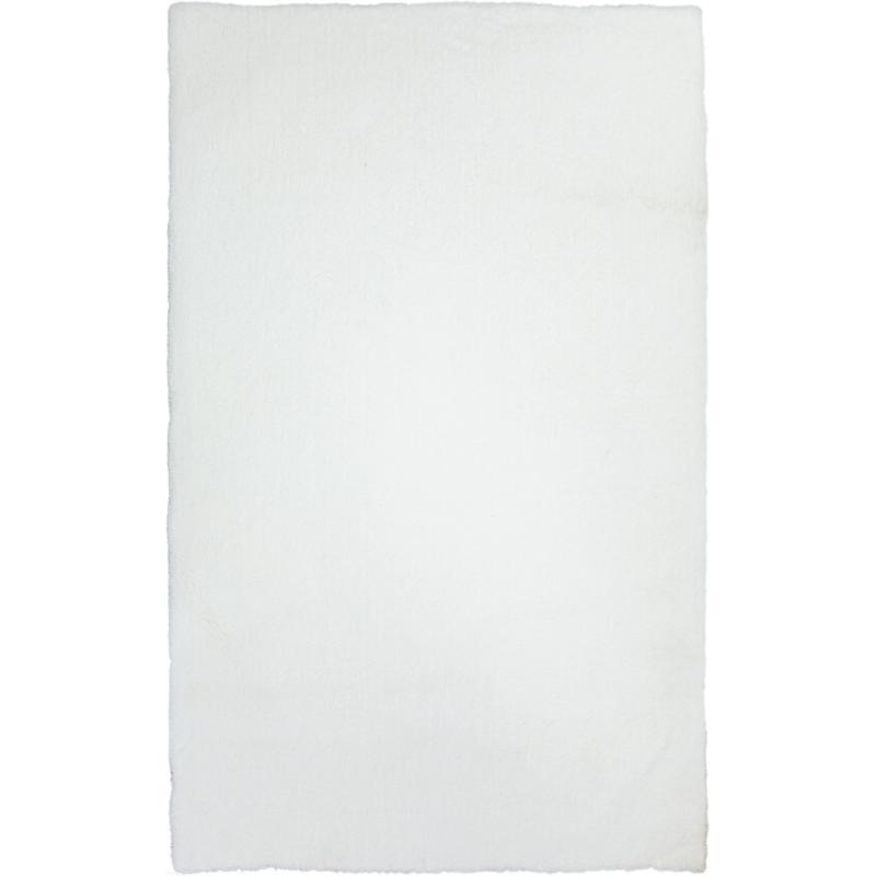 Ковер Amigo «Лавсан», 1.2x1.8 м, цвет белый