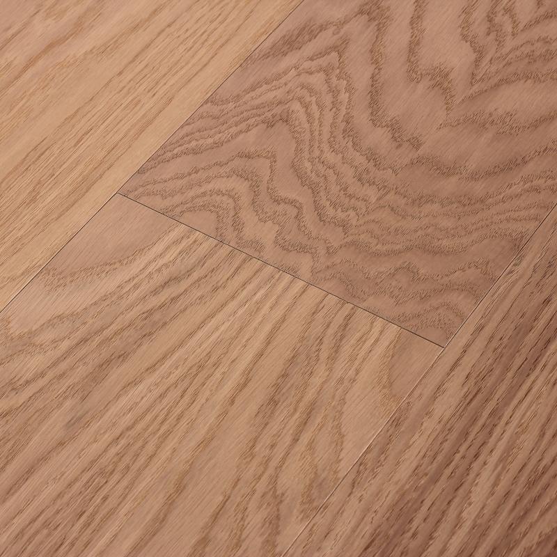 Шпонированная напольная доска на основе HDF «Дуб песочный», 2.25 м²