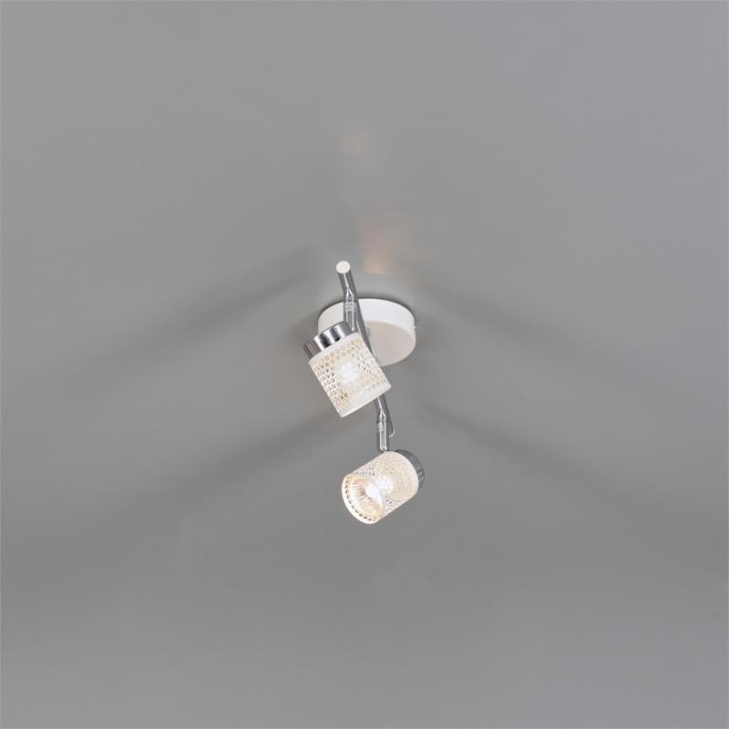 Спот L1131-2 Gauze 2xGU10x35 Вт