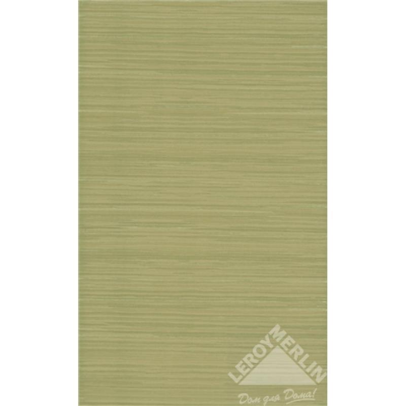 Плитка настенная Carioca, цвет зеленый, 25x40 см, 1,3 м2
