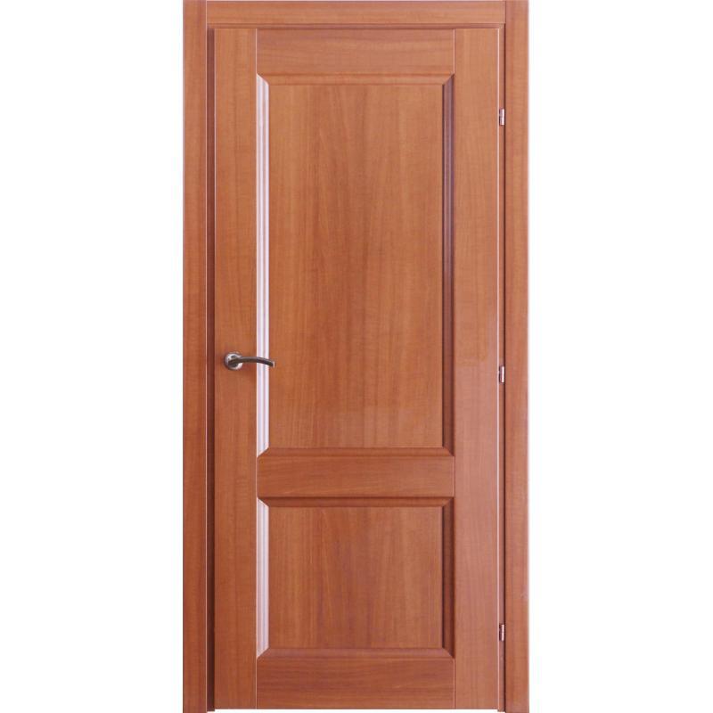 Дверь межкомнатная Танганика глухая CPL 70х200 см (с замком)