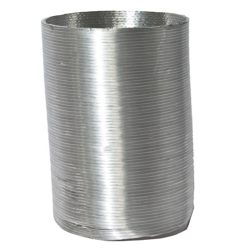 Воздуховод гибкий алюминиевый K D200мм 0,75-3м