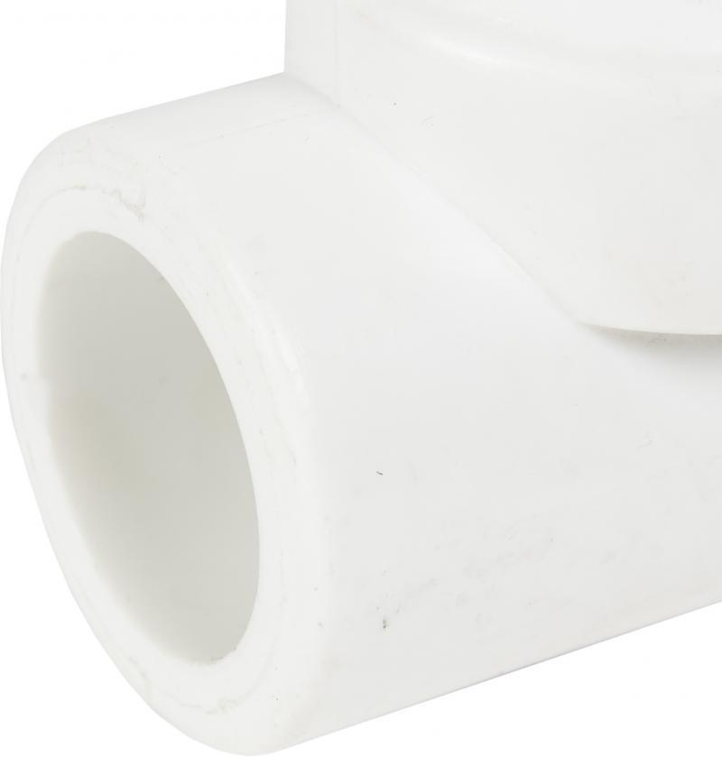 Вентиль Ø20 мм, полипропилен