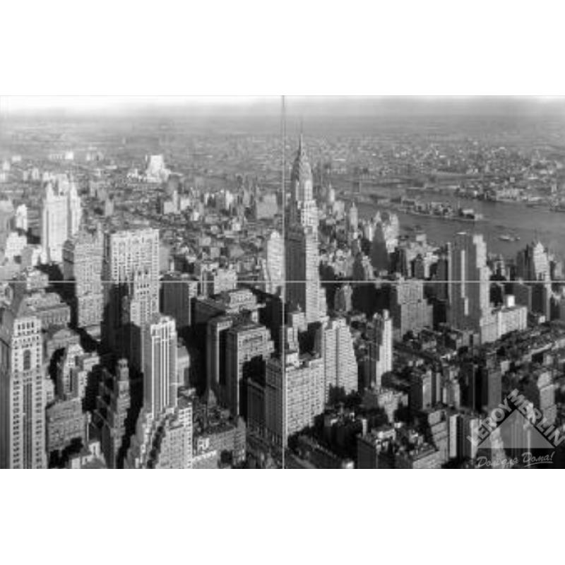 Панно Manhattan 80x50 см
