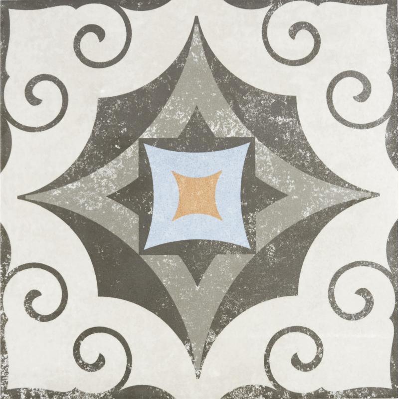 Декор Ethno Микс №23 18.6х18.6 см