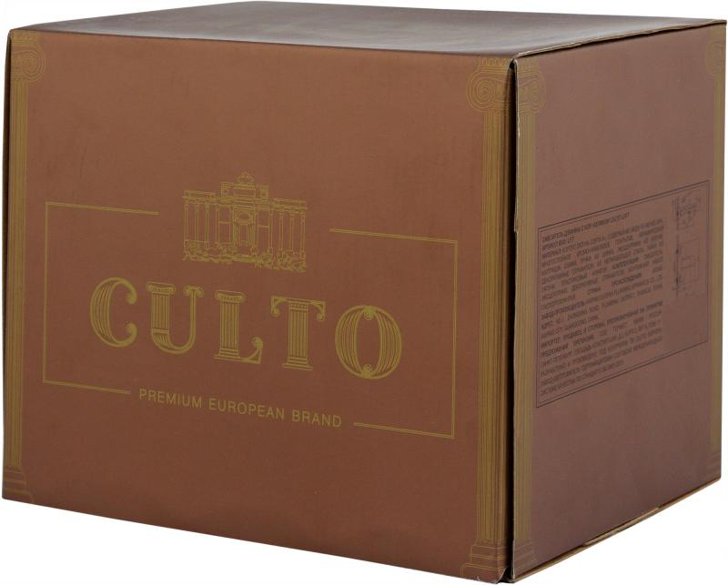 Смеситель для ванны Culto loft однорычажный, цвет хром