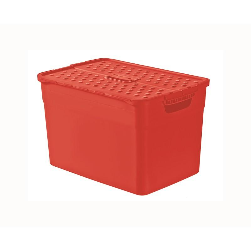 Контейнер Curver Pixxel красный 12 л