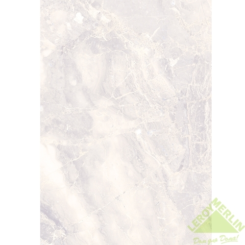 Плитка настенная Лацио, цвет светлый мрамор, 28х40 см, 1,232 м2