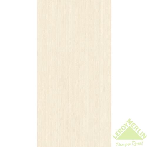 Плитка настенная Адель, цвет светло-бежевый, 60х30 см, 1,62 м2