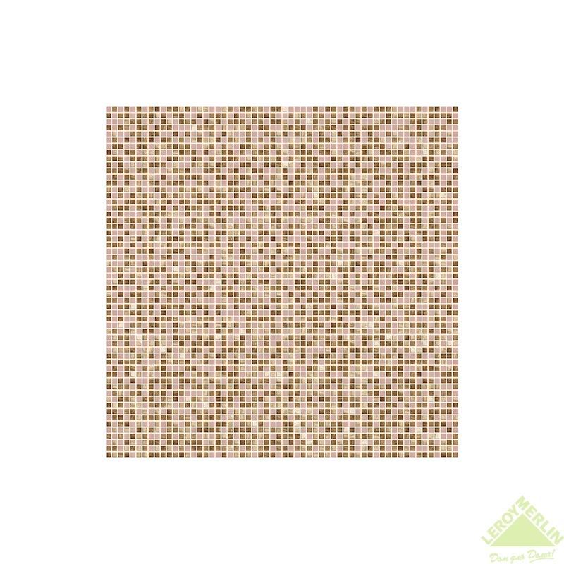 Плитка напольная Bella, цвет коричневый, 44x44 см, 1,74 м2