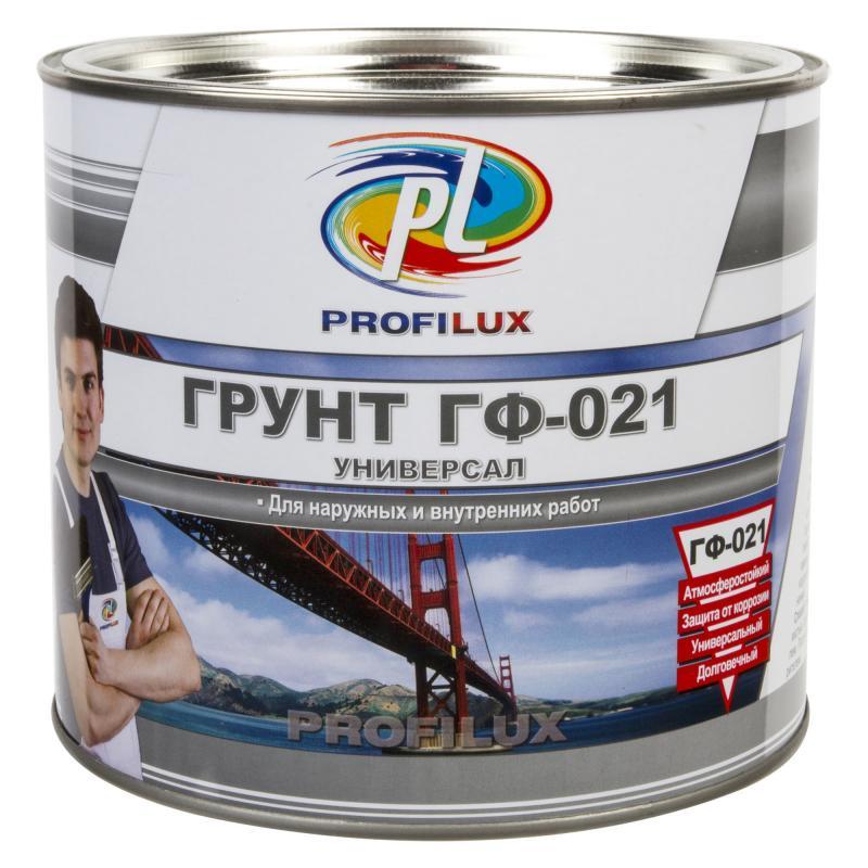 Грунт ГФ-021 Profilux 1.9 кг цвет серый