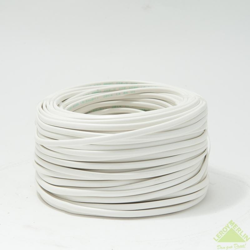 Провод Ореол ШВВП 2х0.5 5 м (ГОСТ)