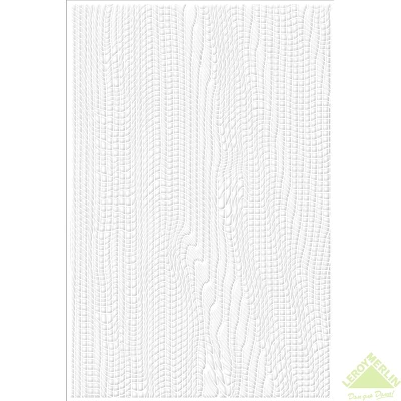 Плитка напольная Агама, цвет белый, 30х30 см, 1,35 м2