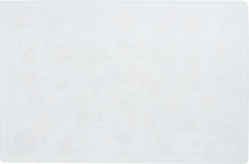 Коврик настольный «Алфавит», 38x58 см, полипропилен