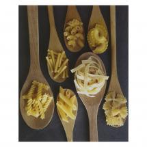 Картина без рамы 40х50 см «Italian pasta»