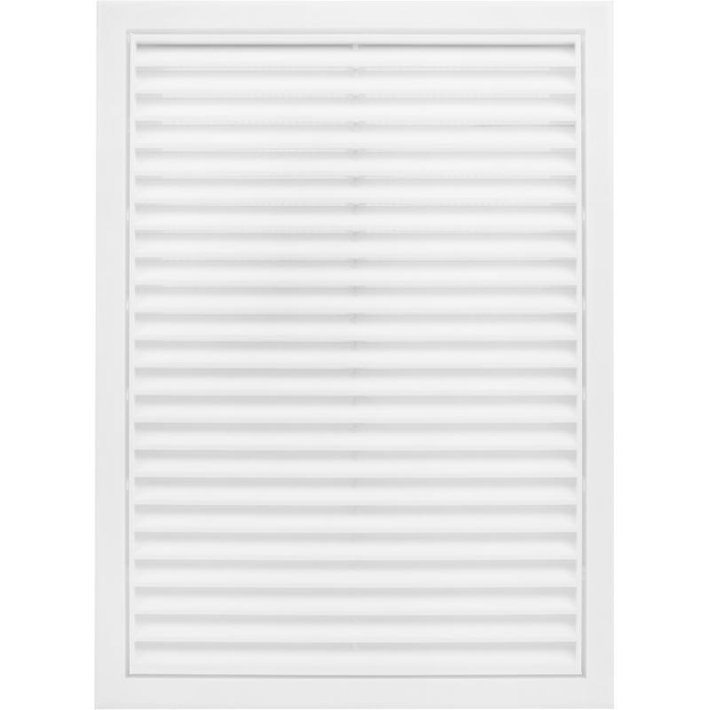 Решетка вентиляционная Вентс МВ 160 с, 221x299 мм, цвет белый