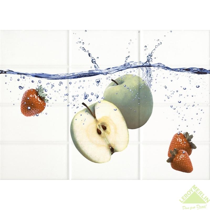 Декор Mono фрукты 1, 25x35 см
