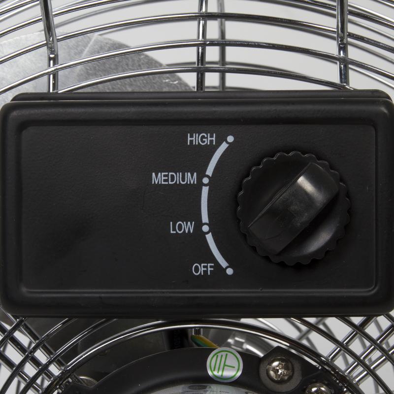 Вентилятор промышленный EQUATION, диаметр 30 см, 48 Вт