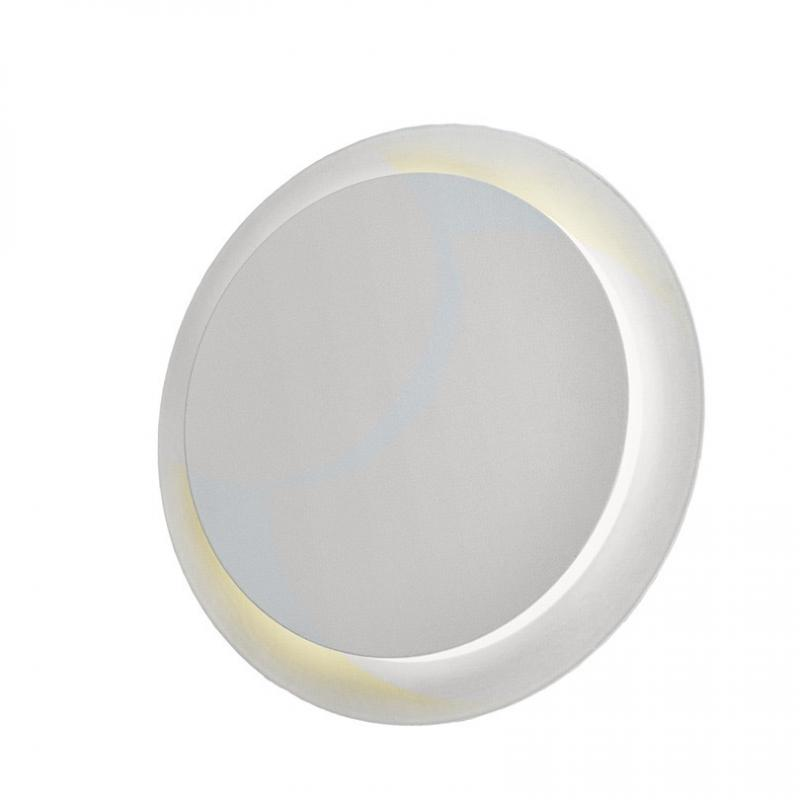 Светильник настенный светодиодный «Eclipse» WLL6W-R, 6 Вт, свет дневной белый