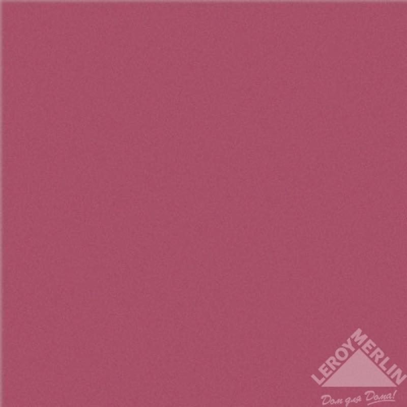 Плитка напольная Optic malva, 32,5x32,5 см, 1,05 м2