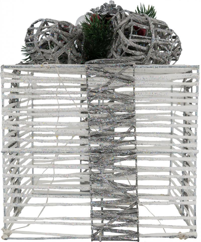 Светильник светодиодный «Подарок», 23 см