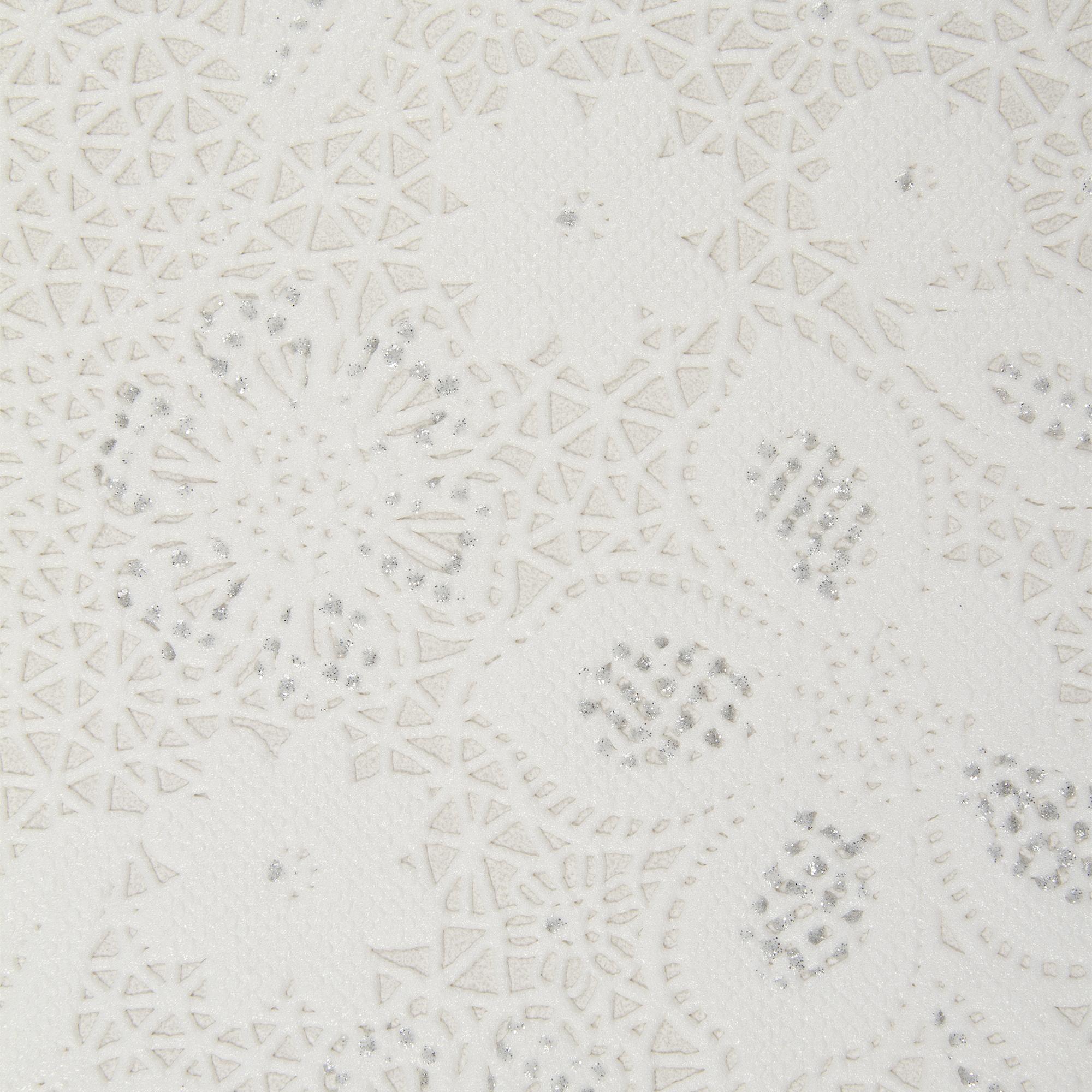 Обои на флизелиновой основе 1.06х10 м кружево цвет чёрно-белый PP 8302-14