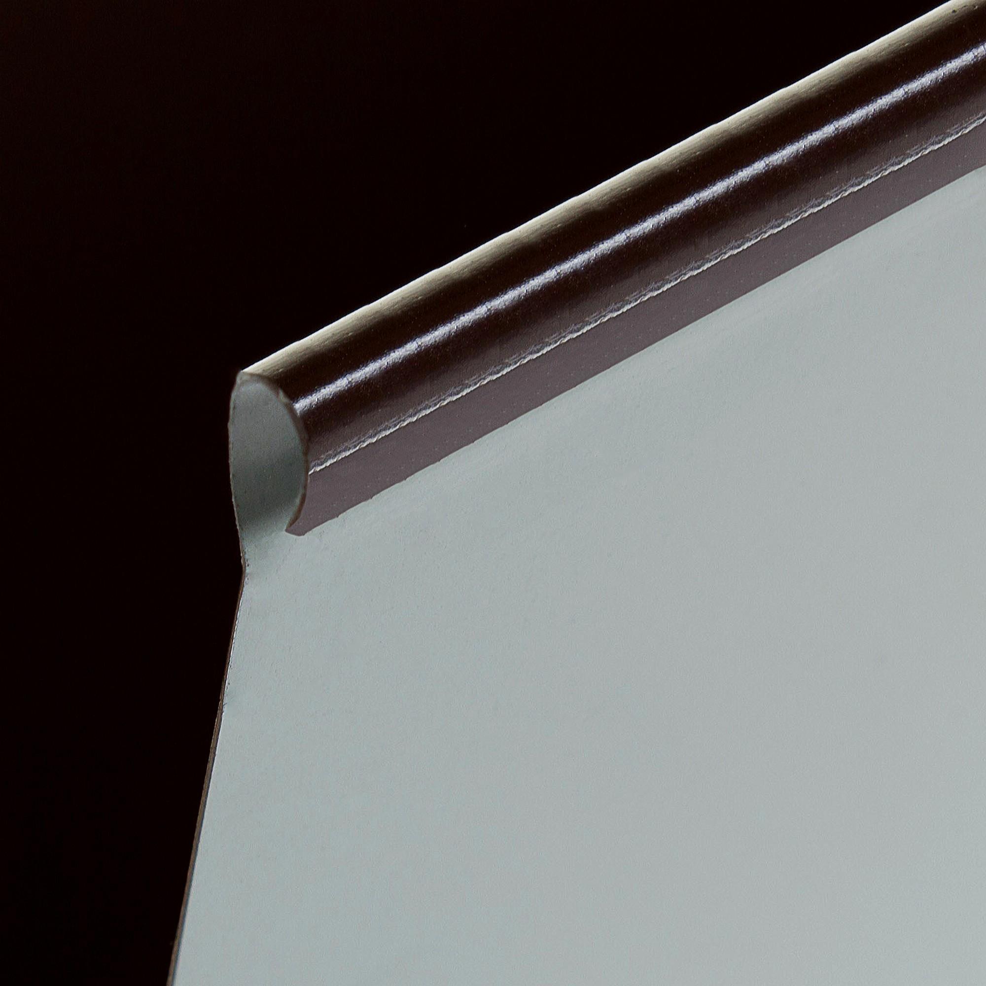 Жоғарғы жіктелуі жұқа тақтайы, материалы-полиэстер жабындылы метал, ұзындығы 2 м, түсі-қоңыр