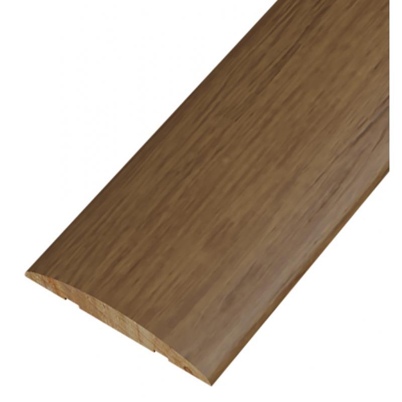 Наличник Хелли 2150х70х12 мм шпон натуральный цвет дуб тонированный