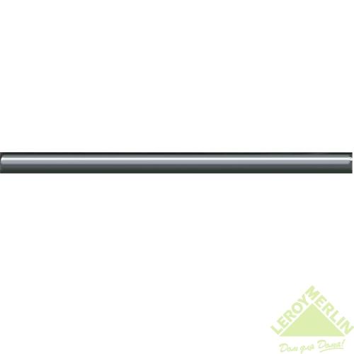 Карандаш I, цвет платиновый, 30х1,2 см