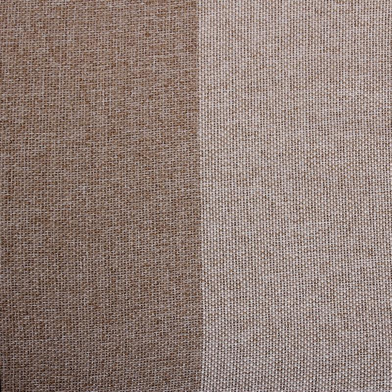 Ткань 1 п/м «Шато», джутовая мешковина, 280 см, цвет коричневый