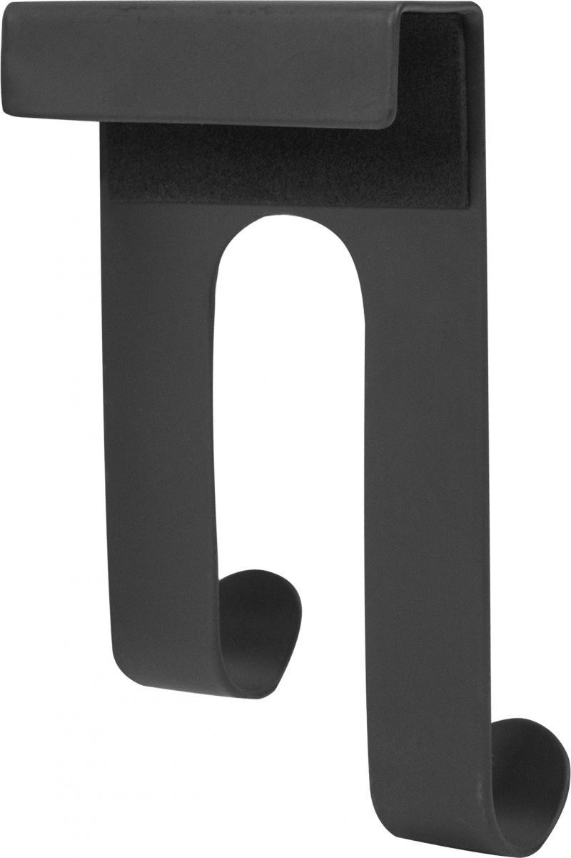 Крючок для фасада DELINIA NEO, цвет чёрный