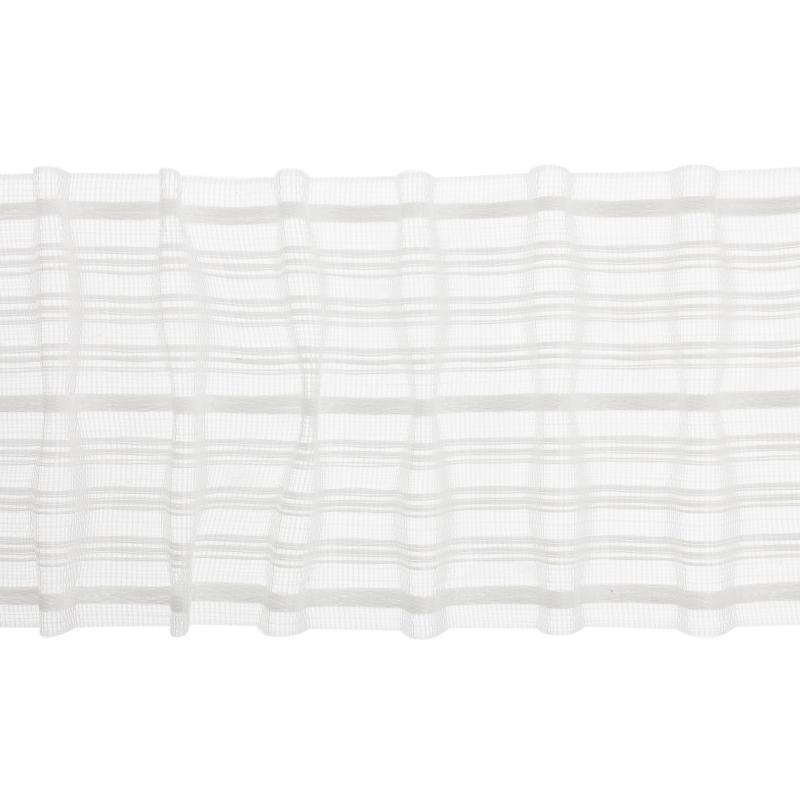 Лента шторная прозрачная 7,8 см