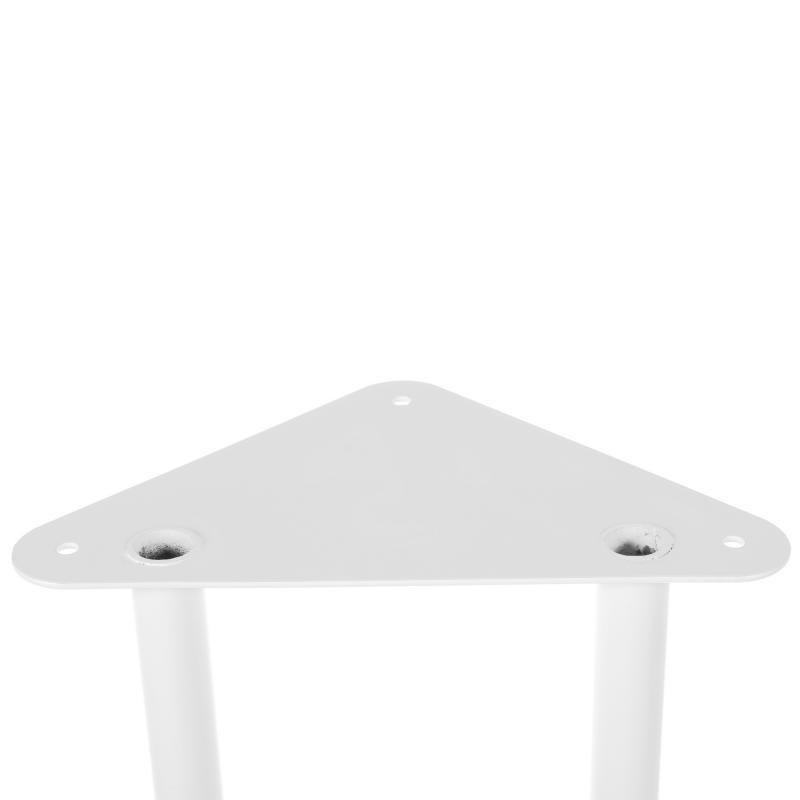 Ножка для стола, 71 см, цвет белый