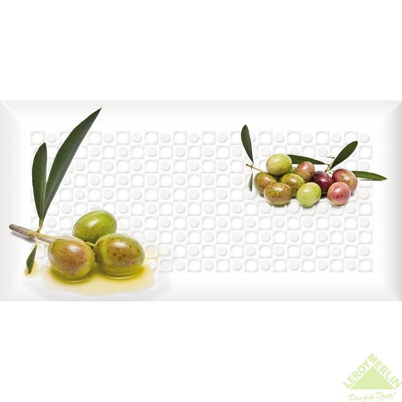 Декор OLIVES 05 C, 10x20 см